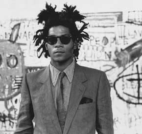 Jean-Michel Basquiat. He died in 1988 due to a drug overdose